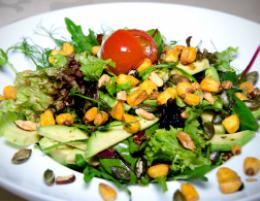 Салат «Зеленый витамин»