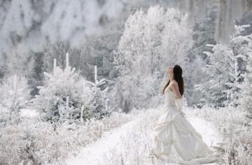 Идеи для зимней свадьбы – Ресторан «Феникс»