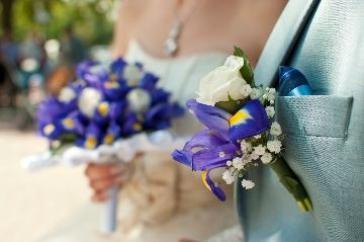 Идеи для оформления свадьбы весной