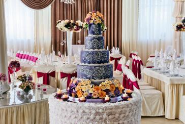 Рассчет свадебного торта